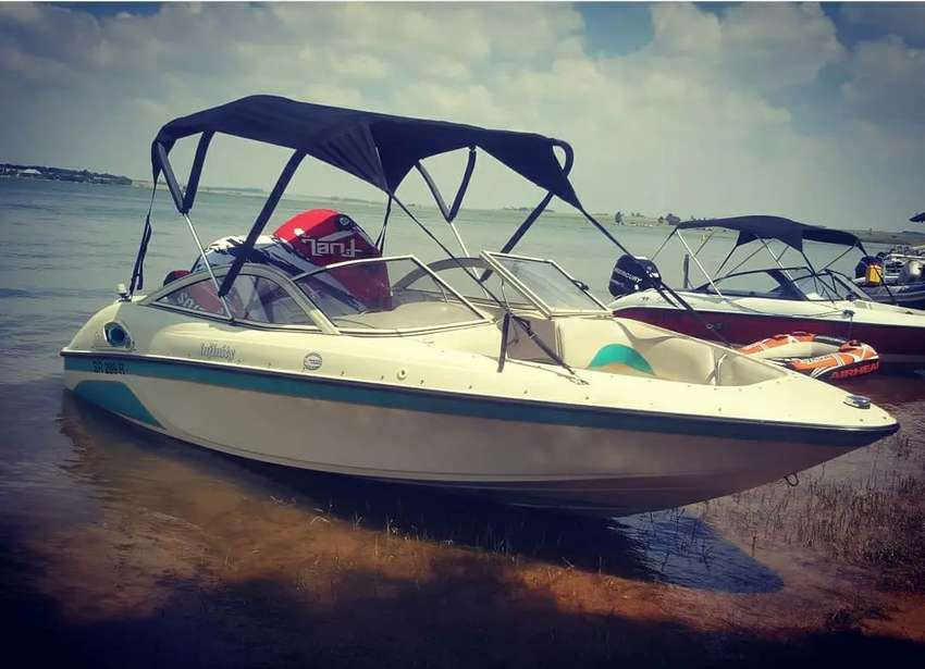 Boat for sale - 19.5ft I finity 0