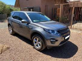 2017 Land Rover discovery sport 2.0 i4 d se