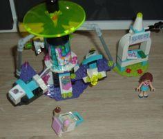 LEGO Friends 41128 Kosmiczna karuzela w parku rozrywki