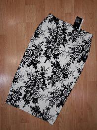 Новая юбка карандаш юбочка спідниця