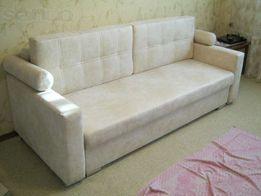 Перетяжка, модернизация, ремонт, реставрация мягкой мебели (диванов)