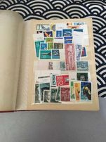 Сборник марок DDR ГДР марки