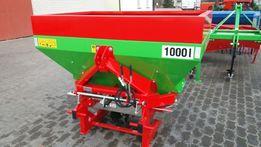 Разбрасыватель минеральных удобрений 1000 литров Польша Titan