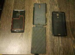 Sony XPERIA ZR Док станция чехол задняя крышка пленка батарея