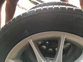 16 inch Michelin tyres only