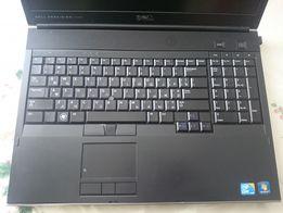 Dell precision 6500 SSD чудовий стан