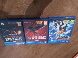 PS4 Games Spiderman