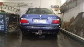 BMW 325i non-runner for sale..Dolphin shape complete body