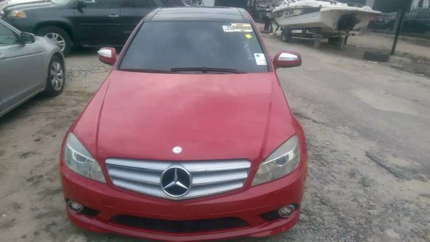 Mercedes Benz 2008 direct with AC 0