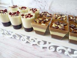 Кендібари, торти, десерти