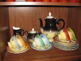 редчайший чайный сервиз на 6 персон из коллекции «Фарфор с историей»