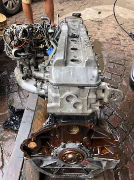 Toyota landcruiser engine