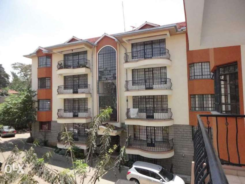 Spacious 2 bedroom all ensuite for rent in Kileleshwa 0