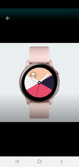 Looking for a Samsung Active watch to buy