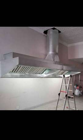 Extraction Canopies on special starting @ R2500