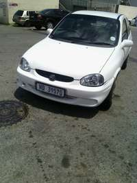Image of Corsa lite white