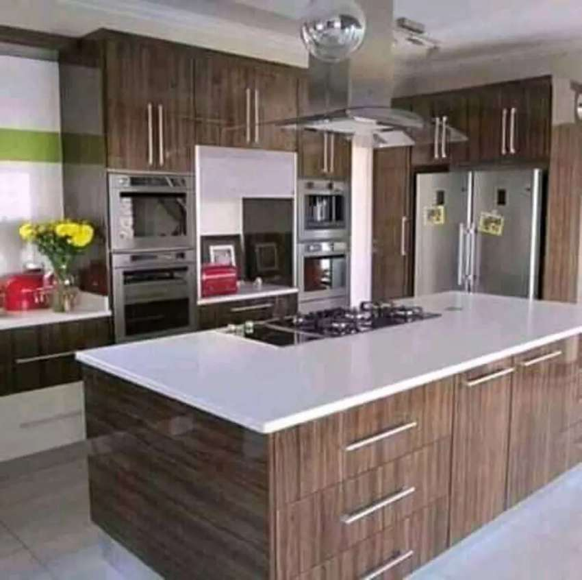 Beauty in kitchen and wardrobe 0