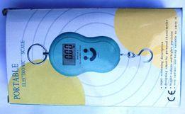 Весы Кантер Электронный на Батарейках до 40 кг