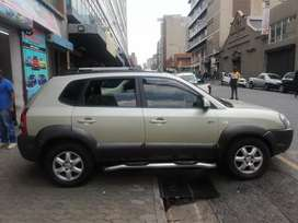 Hyundai Tucson 2.0 diesel 2007 model for Sell