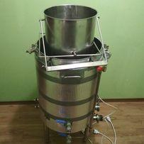 ПВК-пароводяной котел- пивоварня 90 литров