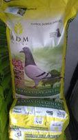 Karmy dla gołębi firmy MDM