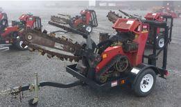 Ручной траншеекопатель не прицепе 2012 TORO TRX20, из США, ручная бара