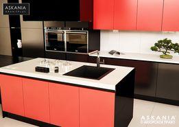 Гранитная Кухонная Мойка PETRA 40 -ASKANIA, Без Посредников, ВСЕ Цвета