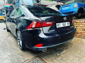 LEXUS IS 350 SPARES AVAILABLE