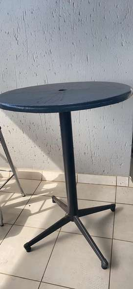Cocktail high table
