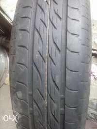 The tyre is 165/70/14 0