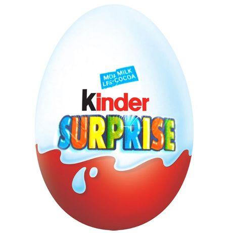 Шоколадное яйцо Kinder Surprise Германия!
