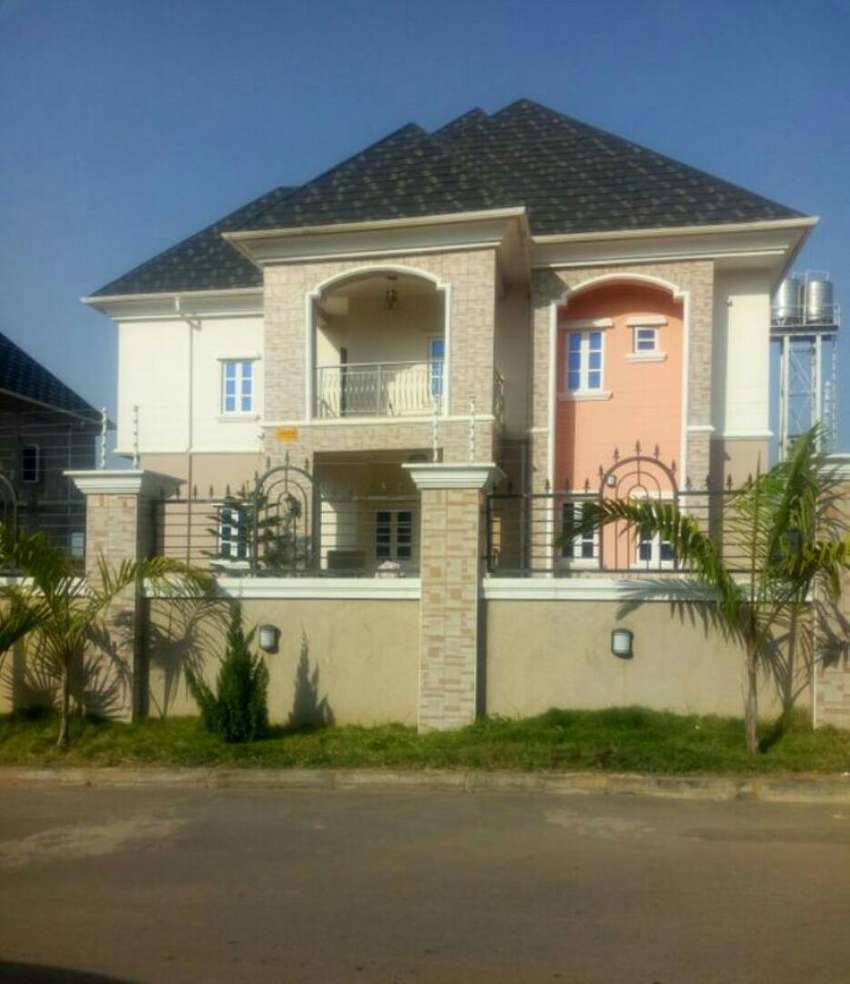 5 bedroom duplex for sale at Gwarimpa 0