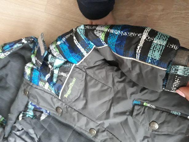 Зимняя куртка Ruggedbear на 2г Инженерный - изображение 7