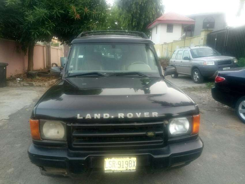 Landrover Discovery II 0