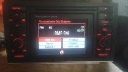Rns D Dx Navigation Plus Audi do A4 b6 a4 b7