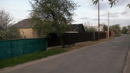 Продам участок с домом под Киевом, 16 соток. Васильковский р-н