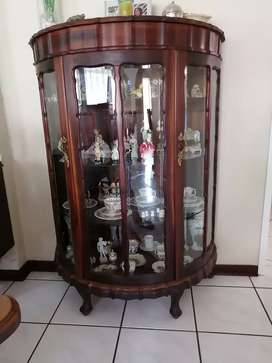 Display Cabinet and Wall clock