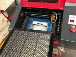 Лазерный гравировальный станок ЧПУ WR2030. Лазер CO2 гравер 40 w (вт)
