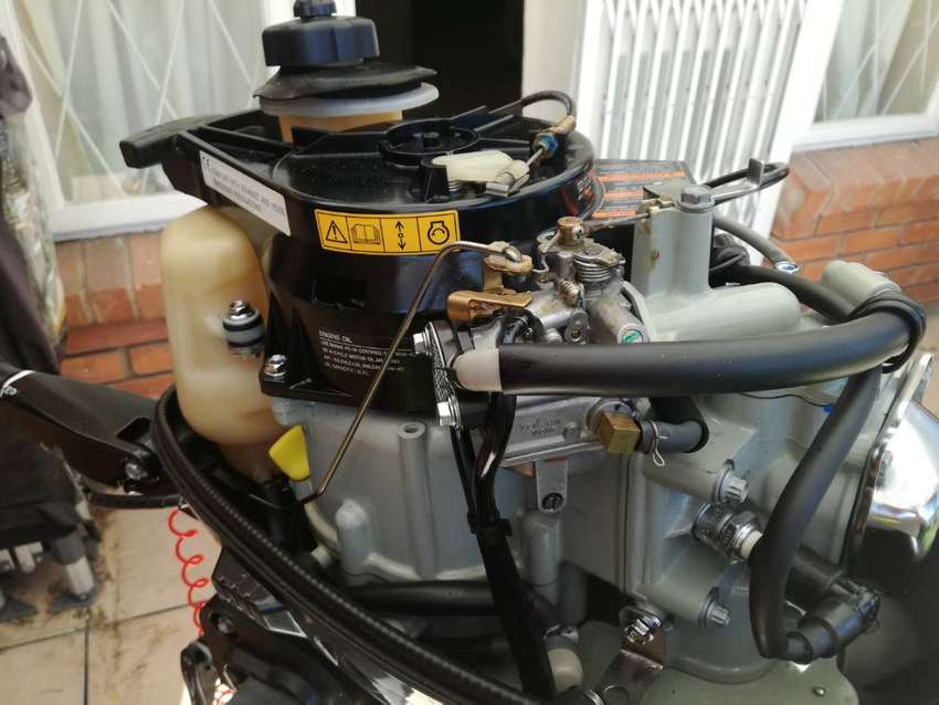 Suzuki 5HP 4 stroke boat engine 0