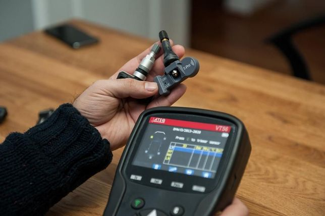 Ремонт и продажа датчиков давления шин, TPMS
