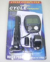 Licznik komputer rowerowy wodoodporny 14 funkcji