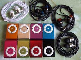 "MP3 плеер ( НОВОЙ версии ) + USB + наушники ""Ксиоми"" SUPER BASS !!!"