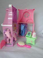 Cukiernia-lodziarnia My Little Pony -HASBRO 2002 rok