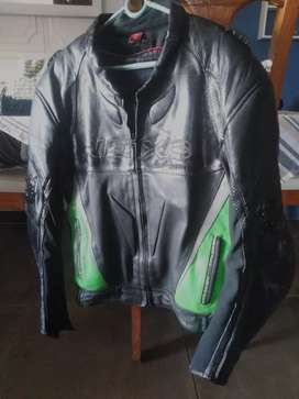 Nexo Leather Jacket