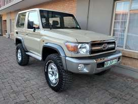 Land cruiser SWB This is a original land cruiser swb