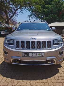 Jeep Grand Cherokee for sale. Mint condition.