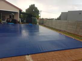 Swimming pool covers and Installation