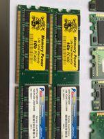 Оперативная пам'ять 1Gb DDR1 400 PC-3200, 2 шт в наличии