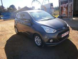 2016 hyundai i10 grand 1.25 AUTO with 78000km