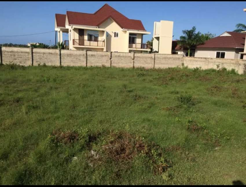 Plot for sale mbezi beach sqm1900. 0